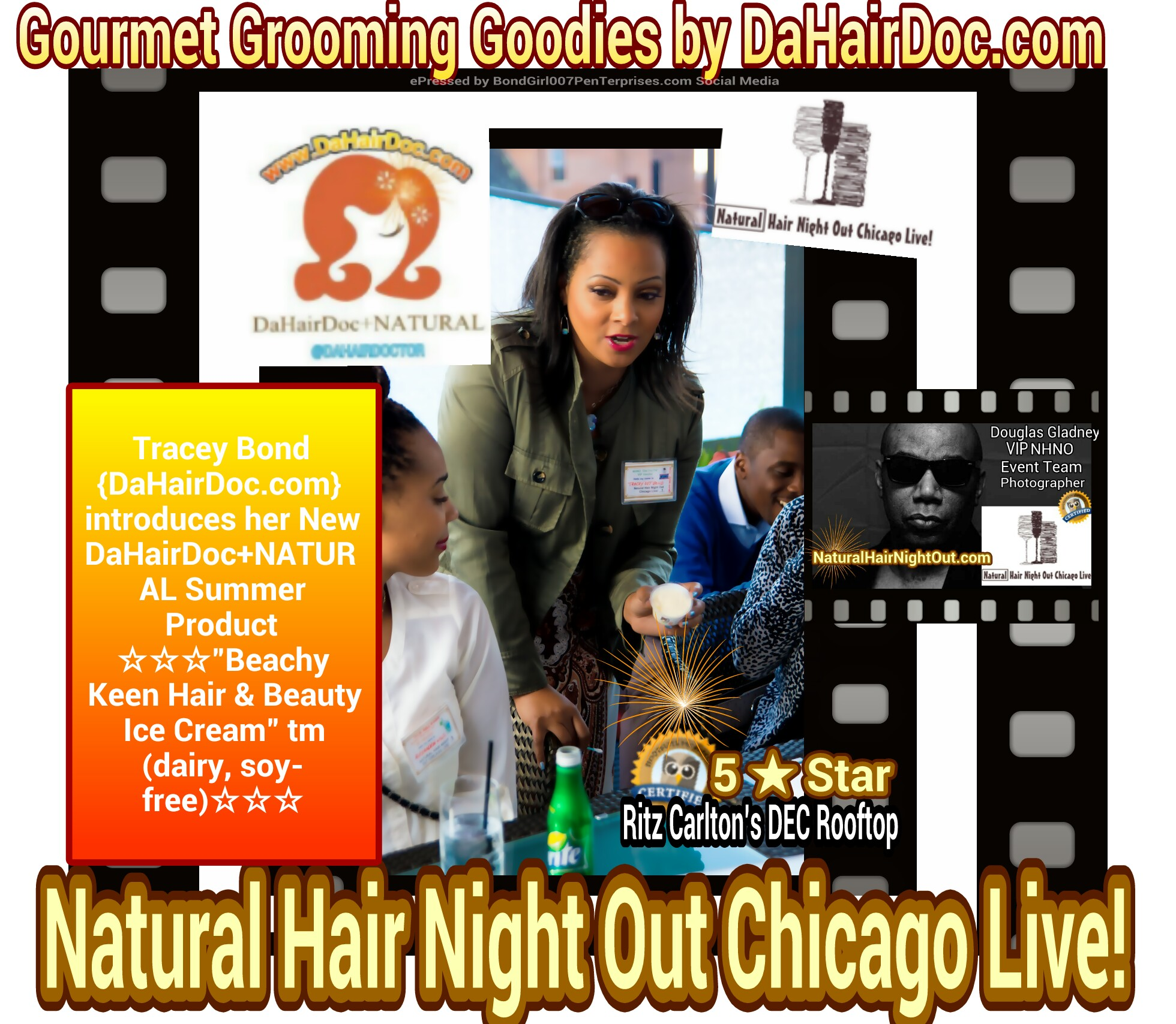 Indubitably A Success SocialNATURALLY : Natural Hair Night Out